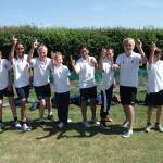 Year 6 Mixed Kwik Cricket @ Rollesby CC