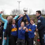 Caister coast to victory in Tag Rugby Finals!