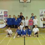 Sportshall Heats Up